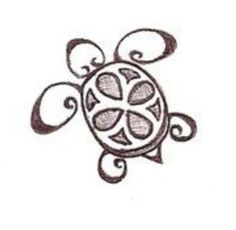 cute turtle tattoos | Cute turtle tattoo!! #tattoo #turtle