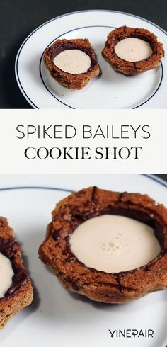What's better than milk and cookies? Bailey's and cookies, of course. Watch the video and get our recipe for Spike Baileys Cookie Shots now!