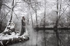 The Snowqueen by Amelie Satzger - Photo 133386477 - 500px