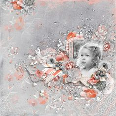 """Congratulations to anny-libelle for her layout """"Sweet as"""". This fantastic layout was voted LOTW for January 23 by the scrappers on our site."""