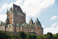 Kanadas Eisenbahnhotels wirken wie Schlösser oder Trutzburgen. Die Luxusherbergen säumen die Strecke von Küste zu Küste - sie sollten einst Touristen ins Land bringen und sind noch heute Ikonen.
