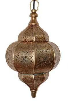 Picture 5 of 8 Moroccan Pendant Light, Moroccan Lighting, Moroccan Hanging Lanterns, Metal Lanterns, Hanging Light Bulbs, Ceiling Shades, Swag Light, Metal Ceiling, Led Desk Lamp