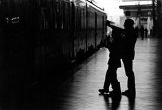 Good bye dear.  At #Estación del Norte, #Valencia .