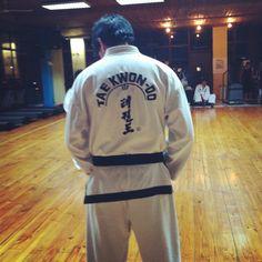 Una de mis grandes pasiones!! #TKD #TKDITF #ITF #TaeKwonDo #TaeKwonDoITF #BlackBelt #CinturonNegro #ILoveTKD