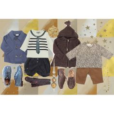 """""""Golden Kids of @Rachael Straub"""" by boysbecool on Polyvore"""