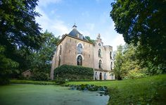 Ridderhofstad Hindersteyn. Utrecht, Netherlands, Mansions, House Styles, Pictures, Geography, The Nederlands, The Netherlands, Manor Houses