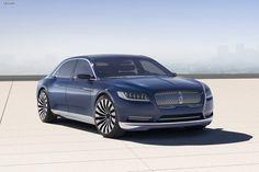 Компания #Lincoln представила концептуальный седан #Continental. Презентация новинки перед публикой пройдет в начале апреля на автосалоне в Нью-Йорке. Continental является прообразом флагманской модели, которая ожидается в будущем году. В дизайне автомобиля раскрываются новые черты американского бренда. В частности, форма и стилистика облицовки радиатора в будущем появится и на других моделях Lincoln.