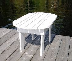 Adirondack Table Plans - Digital Cad PDF
