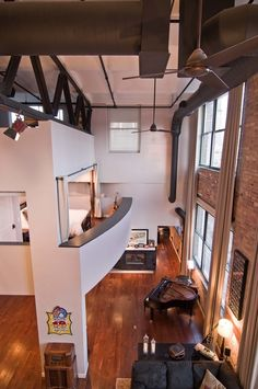 West Loop Loft by Besch Design