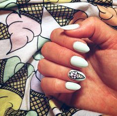 Ice Cream Nails #ManoirCoquetterie