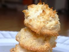 Coconut Macaroons: Recipe for Coconut Macaroons