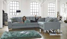 Sofa gia đình bọc nỉ SGD120