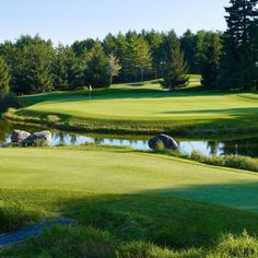 """""""A great golf experience. I am not a golfer, but this place was by far the best place to have come to learn about golf. In Ontario, I'd say Royal Ashburn Golf Club ranks amongst the best due to its cleanliness, the size, staff, directions and professionalism. It's a HUGE golf field, so make sure you don't get lost.""""  Come to Royal Ashburn and see our stunning Golf Course for yourself. Book your tee time today! Public Golf Courses, Durham Region, Golf Clubs, Ontario, The Good Place, Lost, Tours, Places, Lugares"""