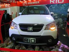 Premier makes another valiant. Small Suv