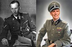 Hugo Boss fabricó los uniformes elegantes para la Schultzstaffel , más conocida como la SS. Al igual que muchas otras empresas de la época, (Siemens, Mercedes, Volkswagen, Krupps, IBM, Ford) , Hugo Boss apoyó el esfuerzo de guerra nazi mediante el suministro de uniformes durante la Segunda Guerra Mundial