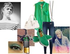 """Irish Babe"" by meplusyous on Polyvore"