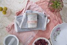 Make: Creamy Rose Facial Cleansing Grains – Free People Blog