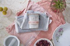 Make: Creamy Rose Facial Cleansing Grains | Free People Blog | Bloglovin'