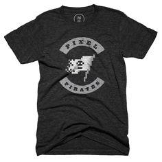 Cotton Bureau – Design Gangs / Pixel Pirates by Matt Stevens