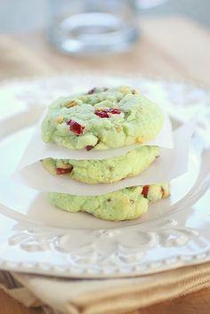 Market 71 - Cran-Pistachio Cookies - One Dozen - a must try :)