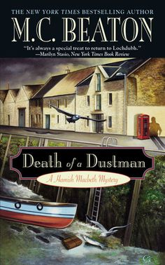 M C Beaton - Death of a Dustman (Hamish Macbeth #17)