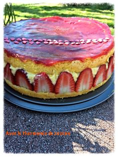 Fraisier thermomix