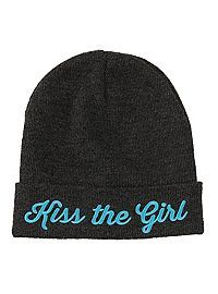 HOTTOPIC.COM - Disney The Little Mermaid Kiss The Girl Watchman Beanie