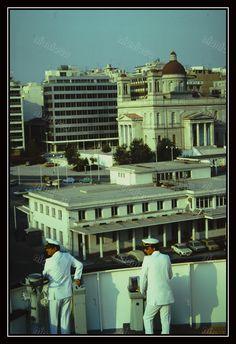 Attica Athens, Old Photos, Sailing, Sea, Explore, Country, City, Travel, Vintage