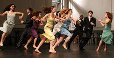 """Tanzträume – Jugendliche tanzen..."" - Kino-Tipp -  Am 7. November 2008 feierte ein spezielles Stück am Wuppertaler Schauspielhaus Premiere."