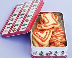 Biscotti di Natale alle mandorle #Natale #Christmas