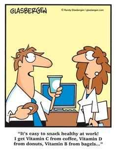 Free Diet Plans at SparkPeople Food Jokes, Food Humor, Healthy Dog Treats, Healthy Snacks, Fitness Jokes, Free Diet Plans, Jokes Images, Funny Images, Spark People