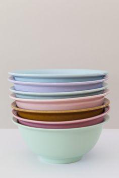 The prettiest bowls!