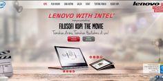 Lenovo Bersama Intel Filosofi Kopi The Movie | Tempatnya Promosi dan Diskon