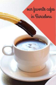 Enjoy our great list if some cozy and warm cafes in Barcelona. Grab a book and a delicious cup of coffee and you're all set for the perfect afternoon! Barcelona Cafe, Barcelona Travel, Barcelona Spain, Spanish Cuisine, Spanish Food, Coffee Around The World, Best Coffee Shop, Cool Cafe, Spain Travel