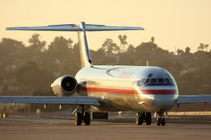 American Airlines - McDonnell Douglas MD-82 (DC-9-82) (N459AA) - SAN