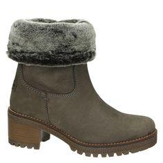 41379410d6e Bekijk nu deze Panama Jack Piola dames rits- & gesloten boots grijs op  Nelson.