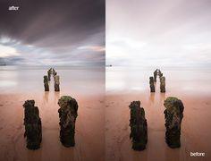 Photoshop exposure blending using luminosity masks. Nice article on creating a balanced range of tones.