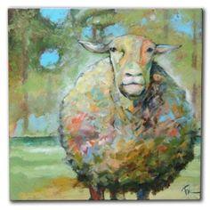 Crush Cul de Sac  oh.my.gosh.  i love this sheep.