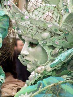 Venice Carnival Photo 2003