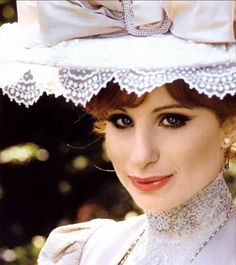 "Barbra Streisand in ""Hello Dolly!"""