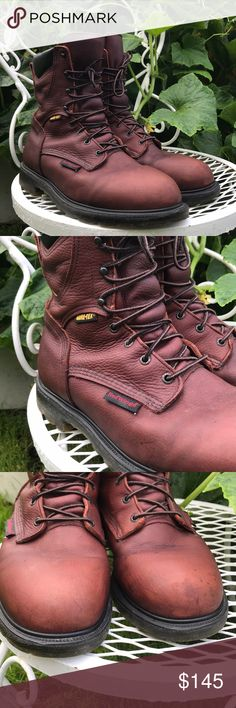 a2377043ad8 23 Best Red Wing Work Boots images in 2015   Boots, Red wing shoes ...
