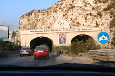 Tunnel Nahr el Kaleb