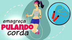 3 segredos para emagrecer pulando corda + treino completo para começar - Bolsa de Mulher