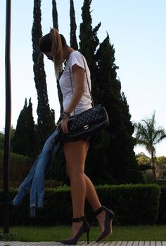 Lelê Gianetti. Blog It Yourself. Look of the Day. Style. Outfit. Chanel. 2.55. Scarpin