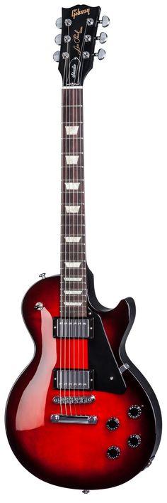 Gibson Les Paul Studio T 2017 Black Cherry Burst Main Product Image