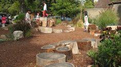 stump garden