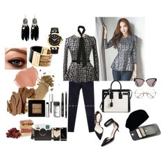 StyleOnMe_Urban Chic Look