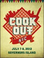 """Cook Out NYC™ is the ultimate outdoor cooking and country fair event. As the featured event in Mayor Bloomberg's fourth annual """"July Good Beer Month,""""Cook Out NYC™ offers outdoor grilling by chefs,craft beer,kimchipalooza,burger and hot dog cookoffs,music,and much more. There will be food coming off the grill all day,plus food events,demos,entertainment,special food and beer guests and other attractions to be announced!"""
