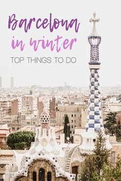 Barcelona in winter – 10 top things to do and see in Barcelona, Spain How to spend a perfect weekend in Barcelona in winter? Our guide to the best attractions and places to stay in the city. Europe Destinations, Europe Travel Tips, European Travel, Places To Travel, Travel Guides, Barcelona In Winter, Barcelona Travel, Barcelona Things To Do In, Visit Barcelona