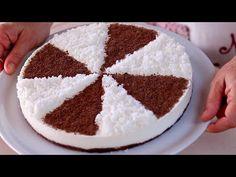 Torta Fredda Cocco e Cioccolato Ricetta Facile Senza Cottura - No Bake Chocolate…
